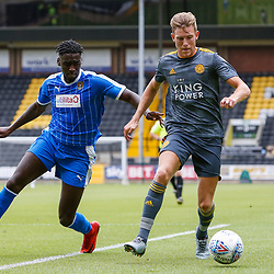 Notts County v Leicester City 210718