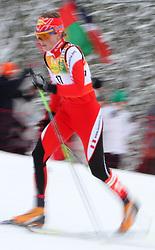 Katerina Smutna of Austria at Ladies` Pursuit 7,5 km Classic + 7,5 km Free at FIS Nordic World Ski Championships Liberec 2008, on February 21, 2009, in Vestec, Liberec, Czech Republic. (Photo by Vid Ponikvar / Sportida)