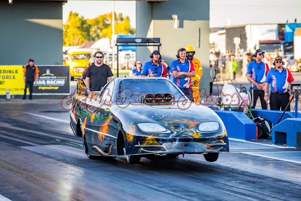 Summer Slam and Nitro Funny Car Match Racing at Perth Motorplex. Photo by Phil Luyer.