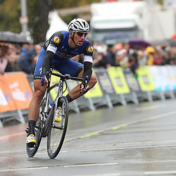 MUNSTER (GER) cycling  The last international race of the German cycling season is the Sparkasse Munsterland Giro. The start in 2016 was in Gronau and the finish after 20o km in Munster. Marcel Kittel