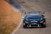 November 19-22, 2015: Lamborghini Super Trofeo at Sebring Intl Raceway. #1 Enrique Bernoldi, Prestige Performance, Paramus. Lamborghini Huracan 620-2