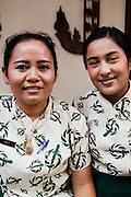 Staff at Chakrabongse Villas