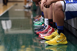29 June 2013: Basketball shoes This image available for EDITORIAL USE ONLY. A release may be required. Additional information by contacting alook at alanlook.com