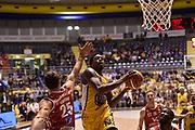 Patterson Lamar<br /> FIAT Torino - Victoria Libertas Pesaro<br /> Lega Basket Serie A 2017-2018<br /> Torino 22/10/2017<br /> Foto M.Matta/Ciamillo &amp; Castoria
