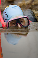 World Championships 2005<br /> Bog Snorkelling<br /> Llanwrtyd Wells<br /> Events