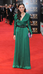 Lara Pulver attends The Olivier Awards 2016 at the Royal Opera House in London. 3rd April 2016. EXPA Pictures © 2016, PhotoCredit: EXPA/ Photoshot/ Paul Treadway<br /> <br /> *****ATTENTION - for AUT, SLO, CRO, SRB, BIH, MAZ, SUI only*****