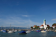 Wasserburg, Bodensee, Bayern, Deutschland
