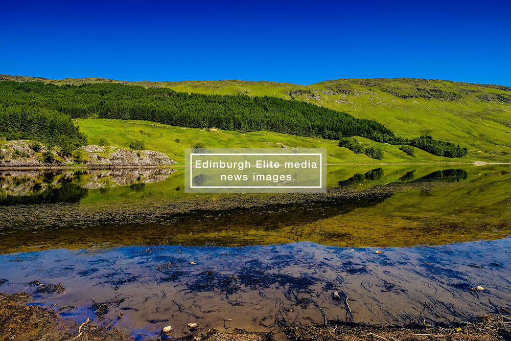 Loch Lubhair in the Trossachs, Scotland<br /> <br /> (c) Andrew Wilson | Edinburgh Elite media