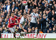 Tottenham Hotspur v Manchester Utd - Premier League - 09/04/2016