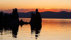 Sunrise at South Tufa, Mono Lake, California, United States of America