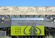La Brea Discoveries Entrance At George C. Page Museum