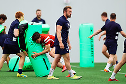 Andy Uren as Bristol Bears start to use their new almost completed Training centre - Rogan/JMP - 08/07/2020 - RUGBY UNION - Beggar Bush Lane - Bristol, England.