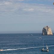 Cabo San Lucas bay. BCS. Mexico.