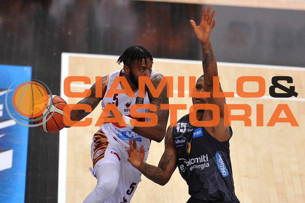 Julian Stone<br /> Dolomiti Energia Aquila Basket Trento - Umana Reyer Venezia <br /> Lega Basket Serie A 2016/17 Finali Gara 04<br /> Trento, 16/06/2017<br /> Foto Ciamillo-Castoria