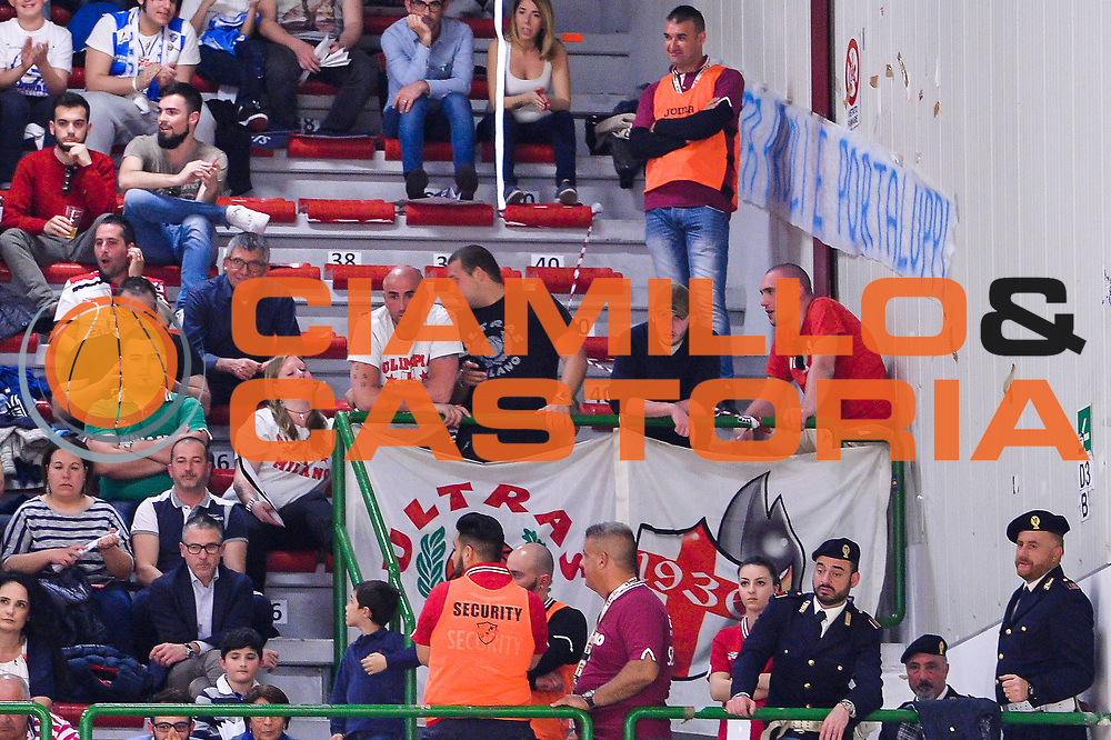 DESCRIZIONE : Beko Legabasket Serie A 2015- 2016 Dinamo Banco di Sardegna Sassari - Olimpia EA7 Emporio Armani Milano<br /> GIOCATORE : Ultras Milano<br /> CATEGORIA : Ultras Tifosi Spettatori Pubblico<br /> SQUADRA : Olimpia EA7 Emporio Armani Milano<br /> EVENTO : Beko Legabasket Serie A 2015-2016<br /> GARA : Dinamo Banco di Sardegna Sassari - Olimpia EA7 Emporio Armani Milano<br /> DATA : 04/05/2016<br /> SPORT : Pallacanestro <br /> AUTORE : Agenzia Ciamillo-Castoria/L.Canu