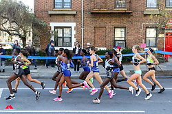 women's lead Brooklyn<br /> TCS New York City Marathon 2019