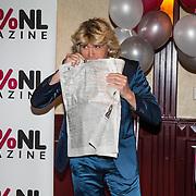 NLD/Volendam/20140626 - 100%NL magazine bestaat 5 jaar, Hans Klok