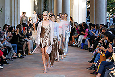 Alberta Ferretti Fashion Show - 20 Sep 2017