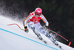 01.02.2020, Kandahar, Garmisch, GER, FIS Weltcup Ski Alpin, Abfahrt, Herren, im Bild Josef Ferstl (GER) // Josef Ferstl of Germany in action during his run in the men's downhill of FIS Ski Alpine World Cup at the Kandahar in Garmisch, Germany on 2020/02/01. EXPA Pictures © 2020, PhotoCredit: EXPA/ Johann Groder