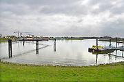 Nederland, Tolkamer, 8-4-2015Locatie van de oude vluchthaven bij Tolkamer. Deze zal worden opgeknapt.FOTO: FLIP FRANSSEN/ HOLLANDSE HOOGTE