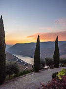 Douro at sunset