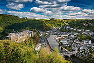 Back to the Medieval Castle and City of Bouillon, Belgium