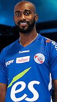 Dimitri Foulquier of Strasbourg during the Ligue 1 match between Dijon FCO and Strasbourg at Stade Gaston Gerard on September 30, 2017 in Dijon, . (Photo by Vincent Poyer/Icon Sport)