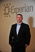 Rod Griffin poses for a portrait at Experian in Allen on Friday, April 19, 2013. (Cooper Neill/The Dallas Morning News)