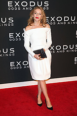 DEC 07 2014 Exodus: Gods and Kings premiere at The Brooklyn Museum