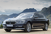 BMW 7 series media launch