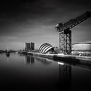 click to view recent work:<br /> www.aidanmonaghanphotography.com/#!/p/construction<br /> <br /> Glasgow City View, The Clyde, Finnieston Crane