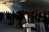 Ribbon Cutting for the Shepherd University tunnel project