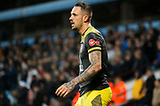 Danny Ings in action during the Premier League match between Aston Villa and Southampton at Villa Park, Birmingham, England on 21 December 2019.