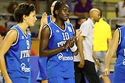 Taranto 08-06-2011<br /> Qualifying Tournament Eurobasket Women 2011<br /> Italia-Romania<br /> Nella foto Nnena Abiola Wabara<br /> Foto di Ciamillo-Castoria