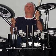 Coiffure Award 2004, Cesar Zuiderwijk, drummer Golden Earring