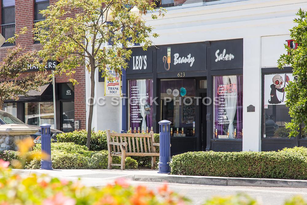 Leo's Beauty Salon Downtown Azusa