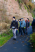 The 2017 'Being Human' event held in Galashiels and Jedburgh. The theme was 'Mapping the Borders' and combined, walks, discussisons, perfomance art, an exhibtion, maps from the National collection.