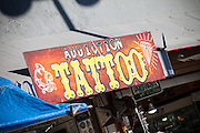 Tattoo Addiction Shop in Downtown Venice Beach California