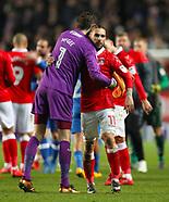 Charlton Athletic v Portsmouth - 09 Dec 2017