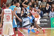DESCRIZIONE : Milano Lega A 2014-15 Openjobmetis Varese- Vagoli Basket Cremona<br /> GIOCATORE : Eyenga Christian<br /> CATEGORIA : Controcampo penetrazione difesa<br /> SQUADRA : Openjobmetis Varese<br /> EVENTO : Campionato Lega A 2014-2015 GARA :Openjobmetis Varese - Vagoli Basket Cremona<br /> DATA : 22/03/2015 <br /> SPORT : Pallacanestro <br /> AUTORE : Agenzia Ciamillo-Castoria/IvanMancini<br /> Galleria : Lega Basket A 2014-2015 Fotonotizia : Varese Lega A 2014-15 Openjobmetis Varese - Vagoli Basket Cremona