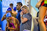 Philippe LUCAS  - 03.04.2015 - Championnats de France de Natation 2015 a Limoges<br />Photo : Dave Winter / Icon Sport