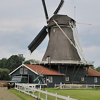 2011 - Bolswerksmolen te Deventer