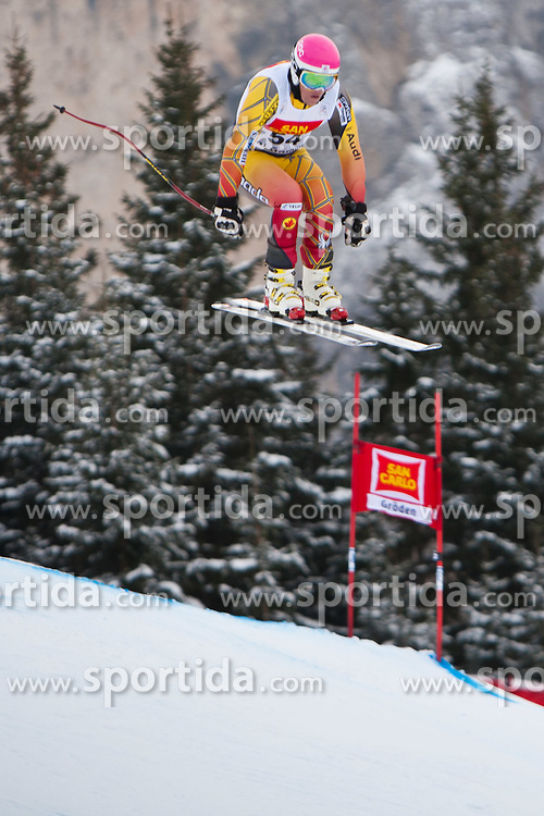15.12.2011, Saslong, Groeden, ITA, FIS Weltcup Ski Alpin, Herren, 2. Training Abfahrt, im Bild Benjamin Thomsen (CAN) // Benjamin Thomsen of Canada during 2th practice session men's downhill at FIS Ski Alpine Worldcup at Saslong in Groeden, Italy on 2011/12/15. EXPA Pictures © 2011, PhotoCredit: EXPA/ Johann Groder