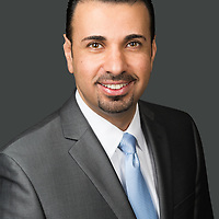 Business portrait for a business professional