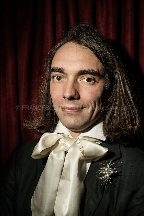 Cédric Villani. French mathematician working primarily on partial differential equations and mathematical physics.