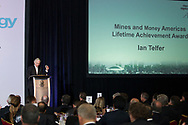 The Mines and Money, Mines and Technology conference in Toronto, Ontario, September 3, 2017.