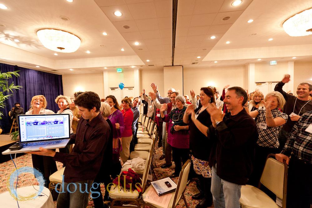 Passion Test in San Diego, Dec 2010