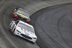 May 6, 2018 - Dover, Delaware, United States of America - Brad Keselowski (2) battles for position during the AAA 400 Drive for Autism at Dover International Speedway in Dover, Delaware. (Credit Image: © Justin R. Noe Asp Inc/ASP via ZUMA Wire)