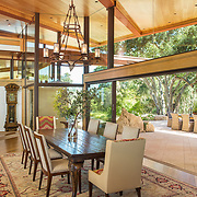 Norm Applebaum, AIA, Fox Hollow, Paso Robles, California, McCormick & Wright Interior Design, Mid-century Modern, Modern Architecture, John Durant Photographer, Architectural Photography, San Diego, Central Coast California, Residential Design, Cambria California