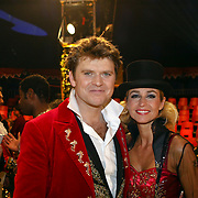 NLD/Den Bosch/20081119 - Opname Kerststerrencircus 2008, Beau van Erven Dorens en Wendy van Dijk